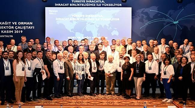 Küresel Rekabette Türkiye Mobilyası Çalıştaylarına İzmir'de Start Verildi