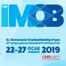 Dünyanın En Büyük Mobilya Fuarı CNR IMOB 2019 Başladı